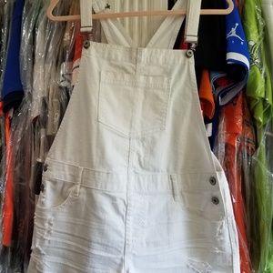 Arizona jean short overalls